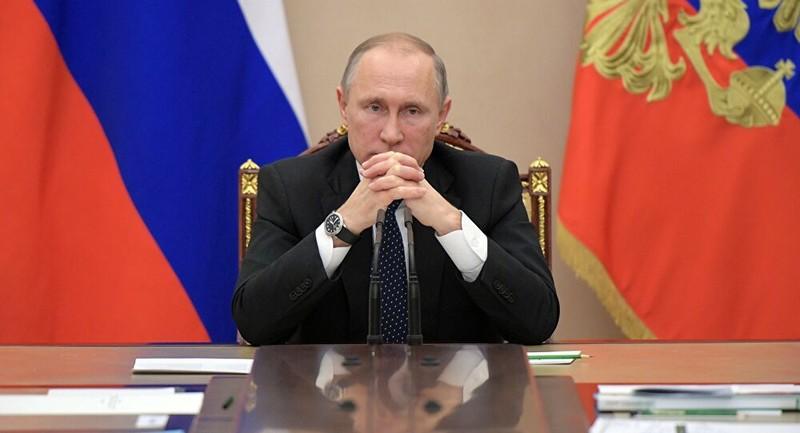 Tiết lộ về cuộc họp của Tổng thống Putin với loạt quan chức an ninh Nga