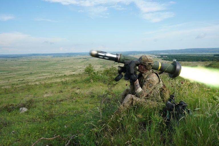 Mỹ ký hợp đồng sản xuất tên lửa Javelin cho Ukraine