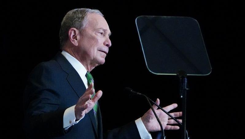 Lý do tỷ phú Bloomberg rời cuộc đua giành 'ghế' của Tổng thống Trump