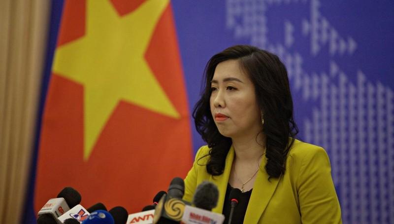 Người phát ngôn nói về yêu cầu của Hàn Quốc đưa 3 đội phản ứng nhanh vào Việt Nam