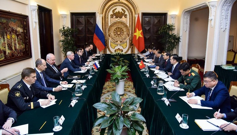 Nga nhấn mạnh vị thế ngày càng cao của Việt Nam tại khu vực và trên thế giới