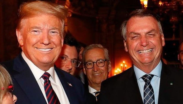 Thêm 1 thành viên trong phái đoàn Brazil gặp Tổng thống Trump mắc Covid-19