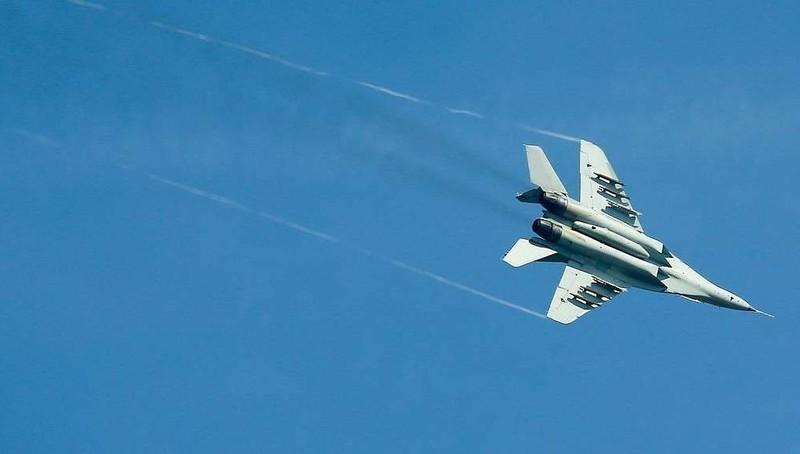 Máy bay của Nga