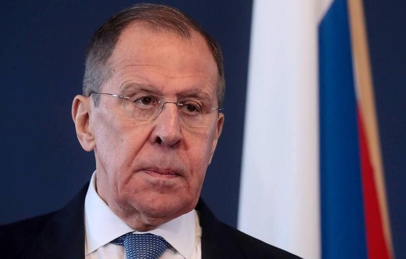 Bộ trưởng Ngoại giao Sergey Lavrov