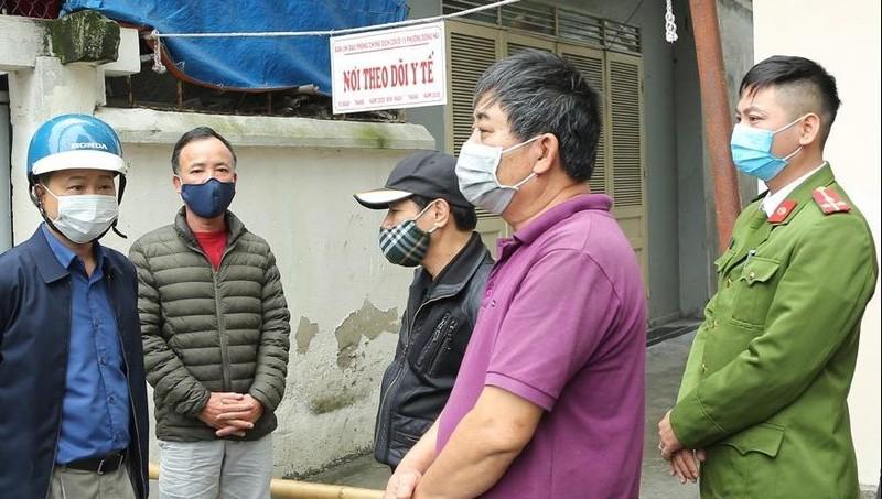 Ông Asakawa ca ngợi Chính phủ Việt Nam đã có những hành động kịp thời và hiệu quả để chống lại đại dịch. Ảnh minh họa