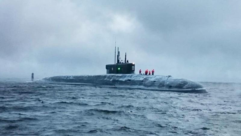 Hé lộ sức mạnh tàu ngầm 'nguy hiểm chết người' Yasen của Nga