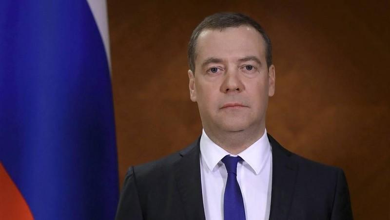 Ông Dmitry Medvedev
