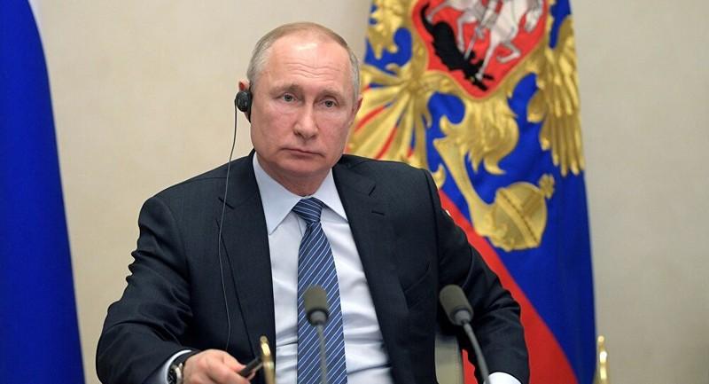 Tổng thống Nga lên tiếng về cách phòng chống dịch Covid-19