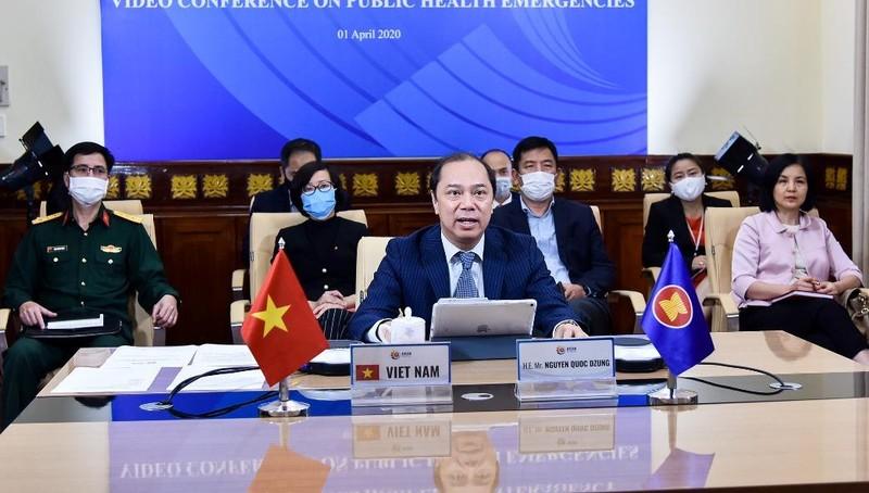 Mỹ sẽ hỗ trợ Việt Nam gần 3 triệu USD chống dịch Covid-19