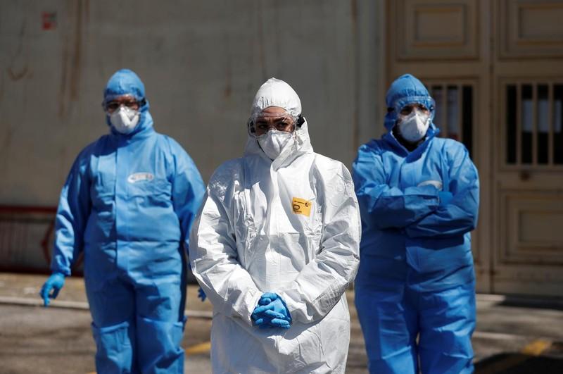 Hơn 10.000 nhân viên y tế Italia nhiễm Covid-19
