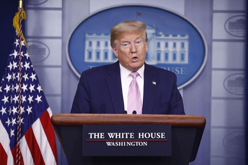 Tổng thống Trump cảnh báo đáng sợ về đại dịch Covid-19 tại Mỹ trong tuần tới