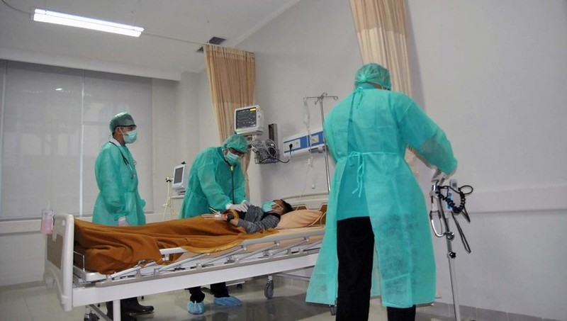 24 bác sỹ của Indonesia qua đời vì dịch bệnh Covid-19