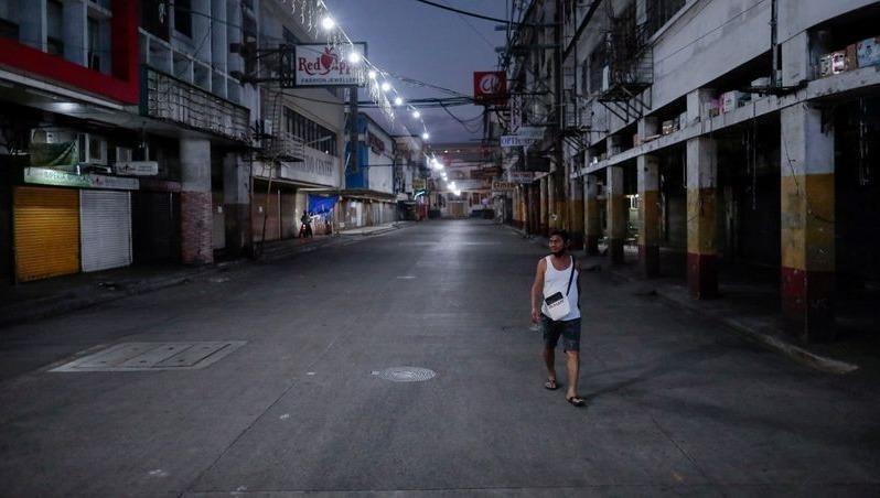 Philippines gia hạn phong tỏa, cách ly tại nhà tới hết tháng 4