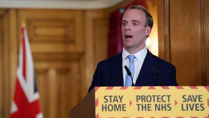Tiết lộ về nút bấm hạt nhân của Anh khi Thủ tướng Johnson nhập viện