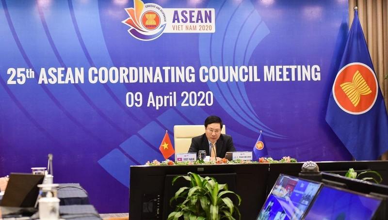 Hội nghị cấp cao ASEAN+3 đặc biệt về Covid-19