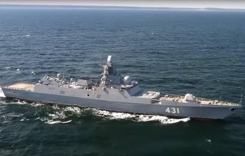 Tàu Đô đốc Kasatonov.