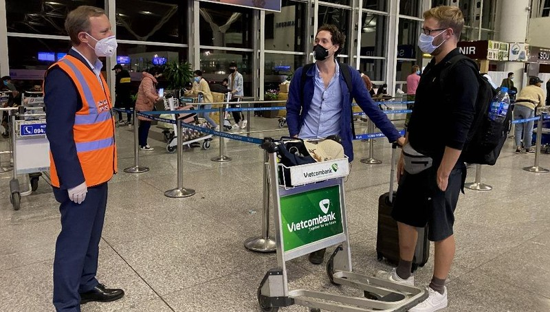 Đại sứ Anh cảm ơn Việt Nam giúp đỡ đẩy lùi Covid-19, hỗ trợ đưa các công dân về nhà
