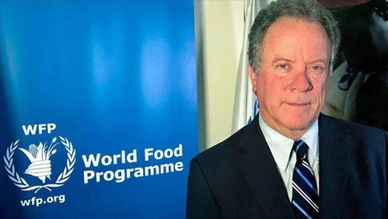Giám đốc điều hành WFP David Beasley.