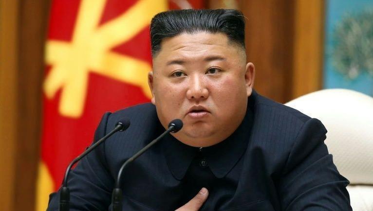 Nhà lãnh đạo Triều Tiên Kim Jong-un.