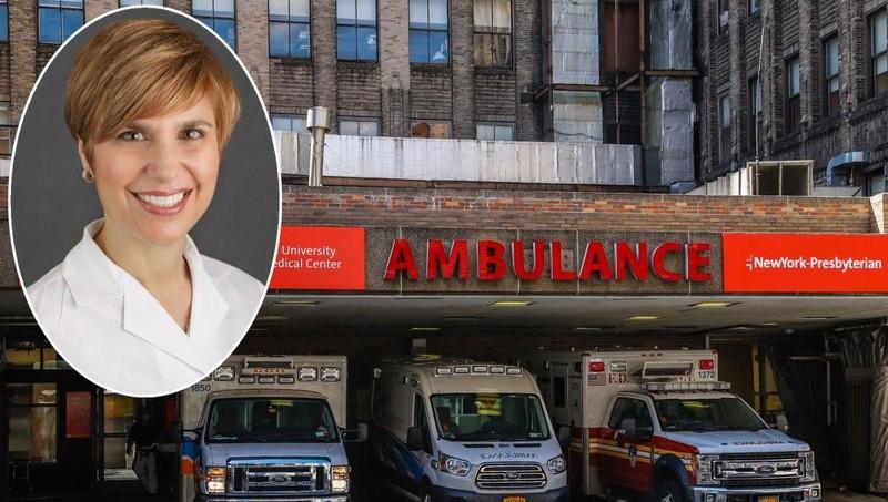 Chấn động vụ bác sỹ trưởng khoa cấp cứu điều trị cho bệnh nhân Covid-19 tại Mỹ tự tử