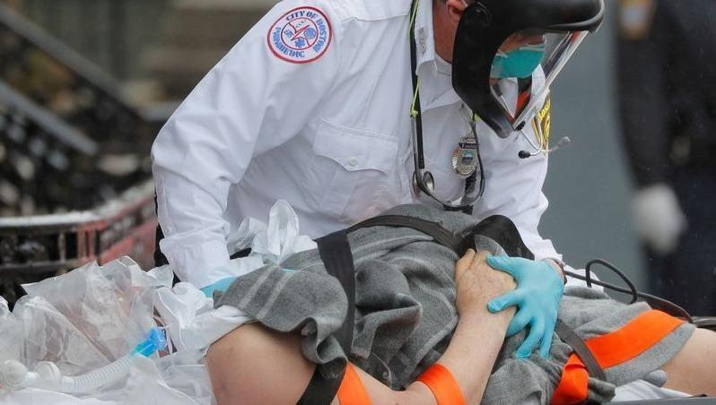 Dự báo đáng lo về số người tử vong do Covid-19 tại Mỹ