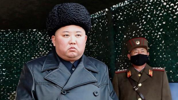 Nhà lãnh đạo Kim Jong-un. (Nguồn: AP)