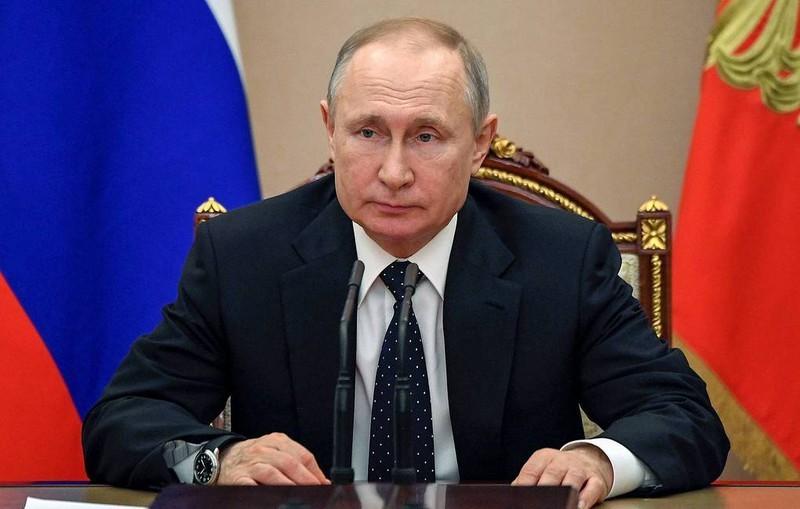 Dấu mốc lịch sử trong cuộc đời Tổng thống Nga Putin