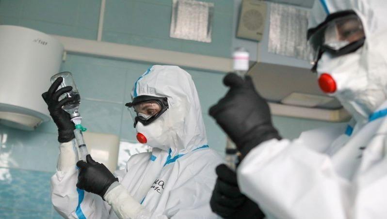Nga ghi nhận hơn 200.000 ca nhiễm Covid-19
