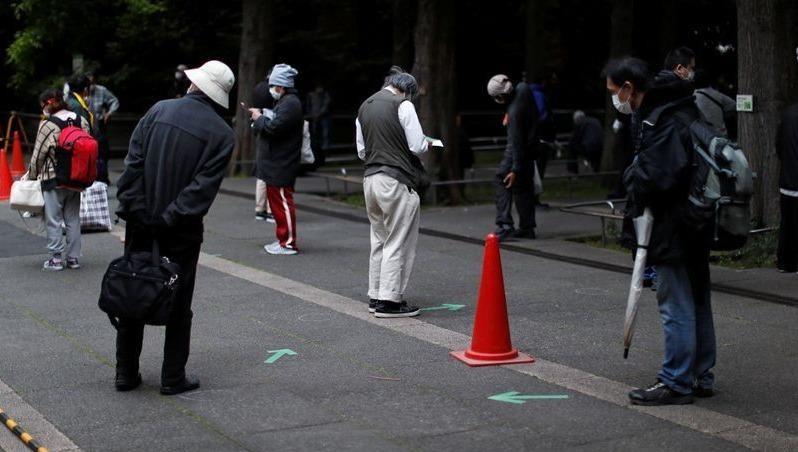 Nhật xem xét dỡ bỏ tình trạng khẩn cấp ở 1 số địa phương trước 31/5