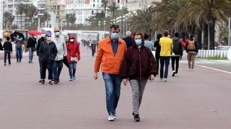 Số ca tử vong do dịch Covid-19 tại Pháp tiếp tục tăng