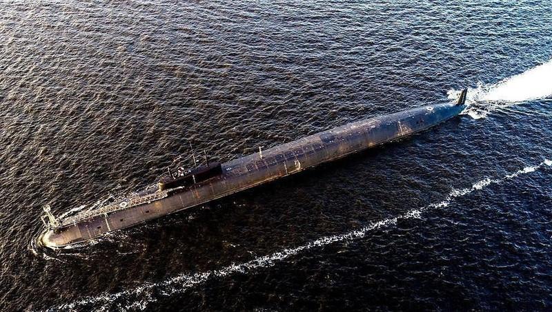 Tàu ngầm của Nga.