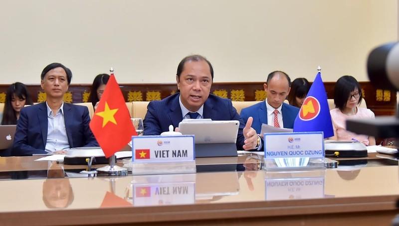 Việt Nam phối hợp chặt chẽ với các nước nỗ lực duy trì hoạt động bình thường của ASEAN