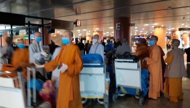 Khoảng 240 công dân Việt Nam đã được đưa từ Myanmar về nước an toàn.
