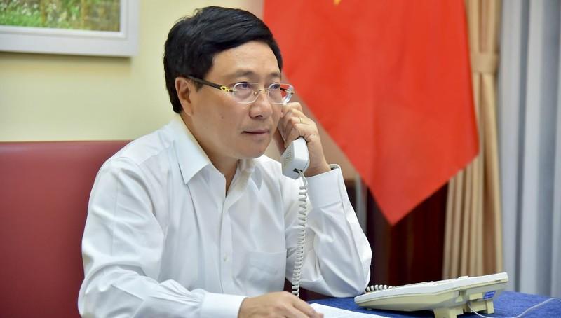 Việt Nam là đối tác có trách nhiệm của cộng đồng quốc tế