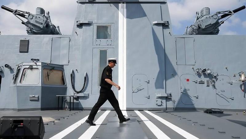 """Nga thả nổi tàu mới mang tên lửa khiến Tomahawk Mỹ """"chào thua"""""""