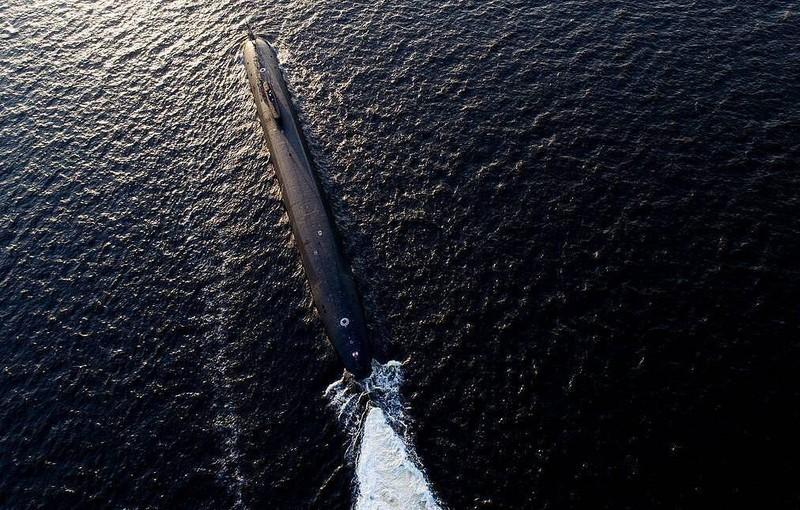 Hé lộ những mẫu tàu ngầm tối tân, cực nguy hiểm của Nga