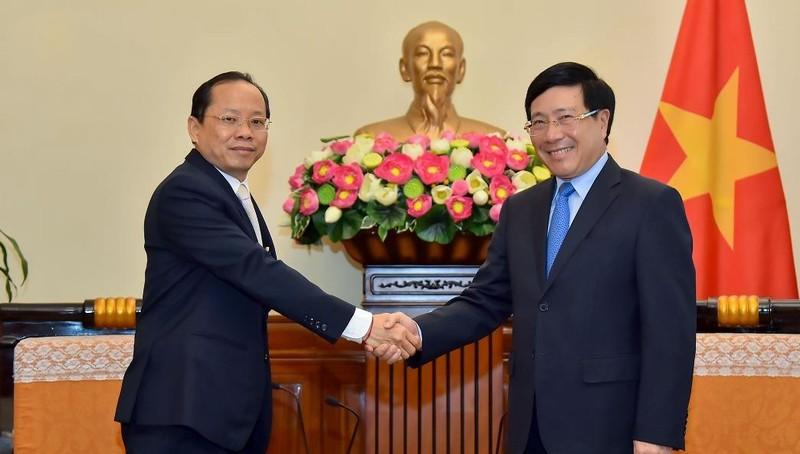 Tạo điều kiện để học sinh, sinh viên Campuchia sớm được trở lại Việt Nam học tập