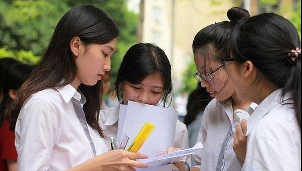 Đăng ký tuyển sinh đại học dự kiến cùng thời gian đăng ký thi tốt nghiệp THPT