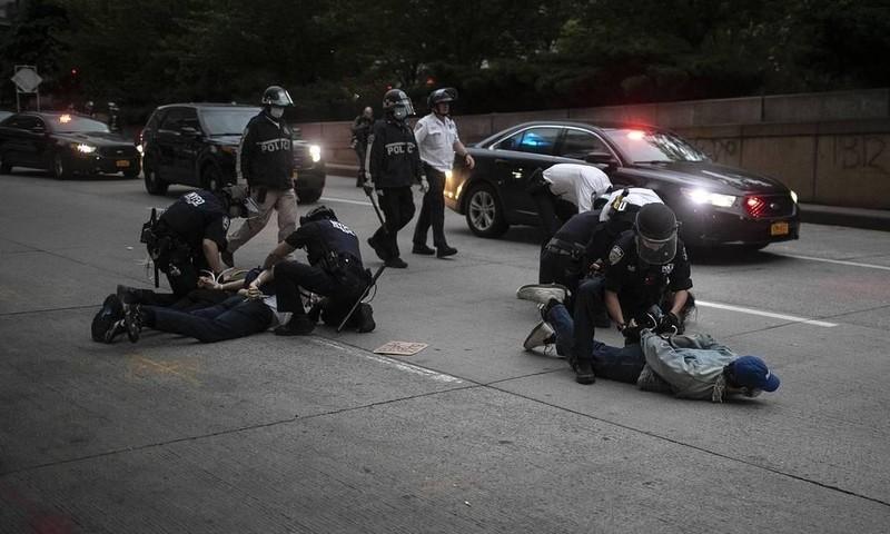 Hơn 9.000 người bị bắt trong các cuộc biểu tình tại Mỹ