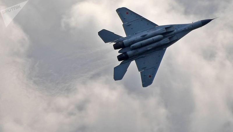 Máy bay chiến đấu thế hệ thứ 4 MiG-35 của Nga.