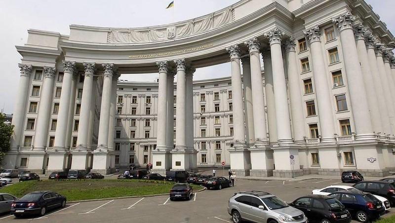 Ukraine nói về việc cắt đứt quan hệ ngoại giao với Nga