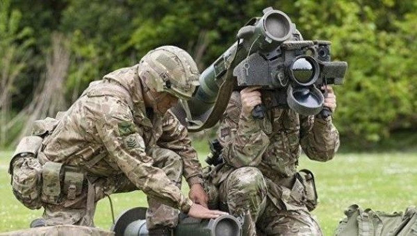 Quân đội Ukraine nhận loạt tên lửa tối tân từ Mỹ
