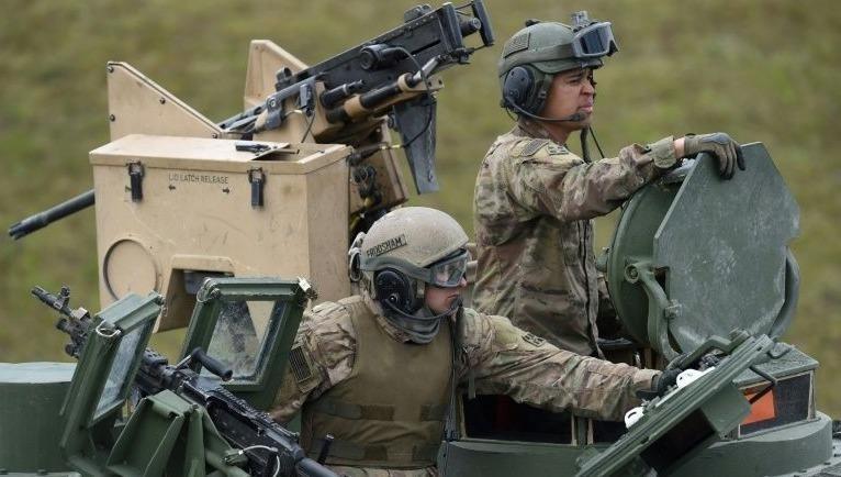 Quyết định mới của Tổng thống Mỹ với 9.500 binh sỹ tại Đức
