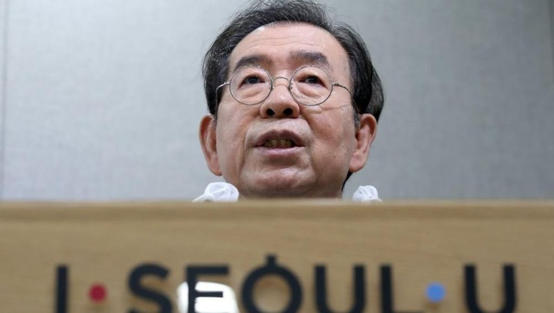 Ông Park Won Sung.