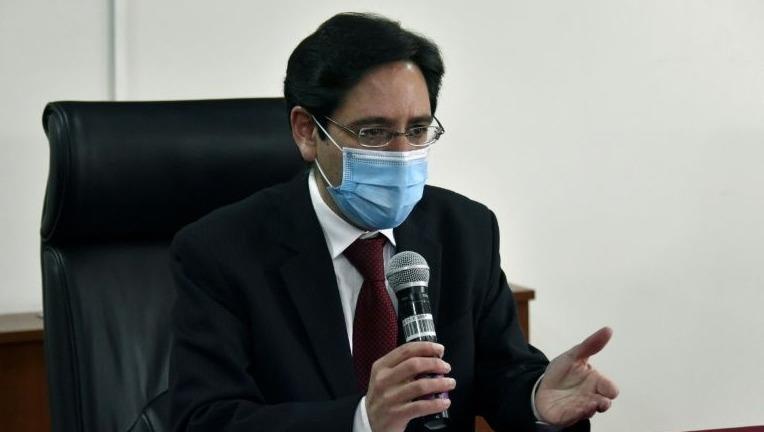 Ông Salvador Romero – Chánh án Tòa án Bầu cử Bolivia.