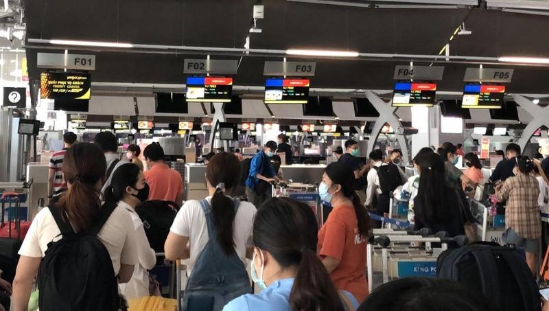 Hơn 230 công dân Việt Nam được đưa từ Thái Lan về nước an toàn