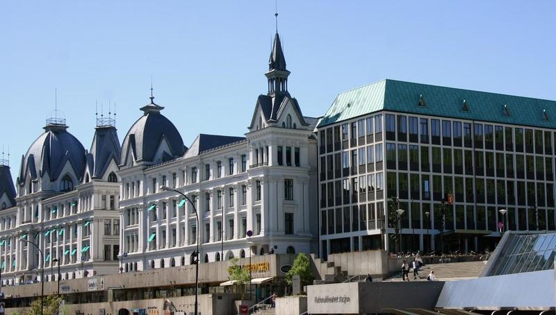Trụ sở Bộ Ngoại giao Na Uy.