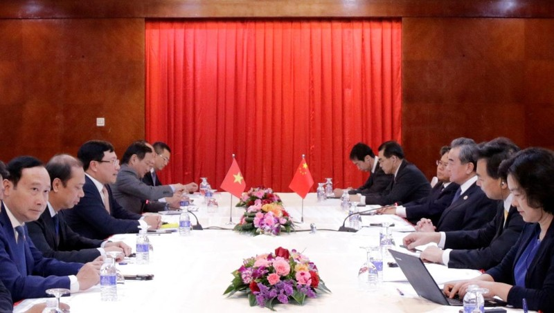 Việt – Trung tổng kết phối hợp triển khai 3 văn kiện pháp lý về biên giới trên đất liền