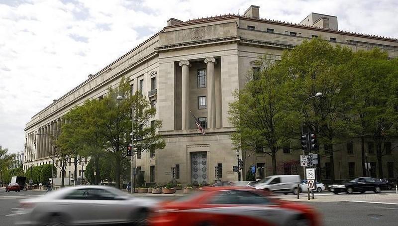 Bộ Tư pháp Mỹ.