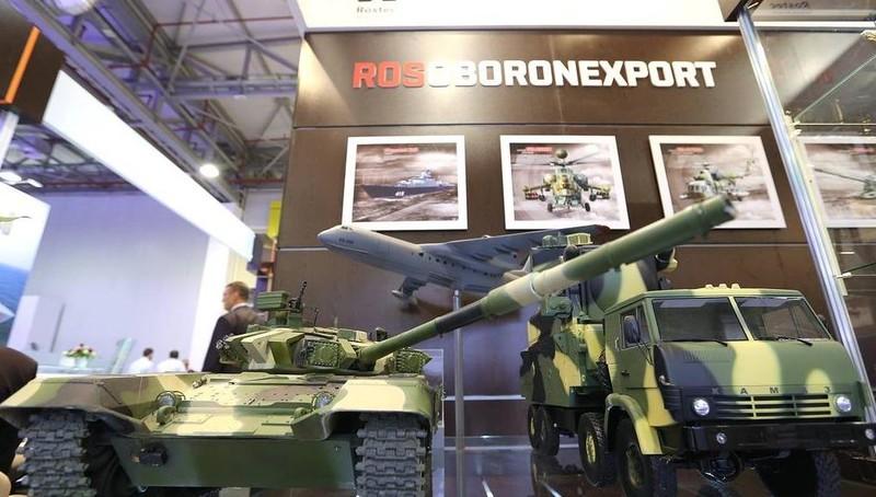 Nga sẽ chào hàng loạt vũ khí tối tân